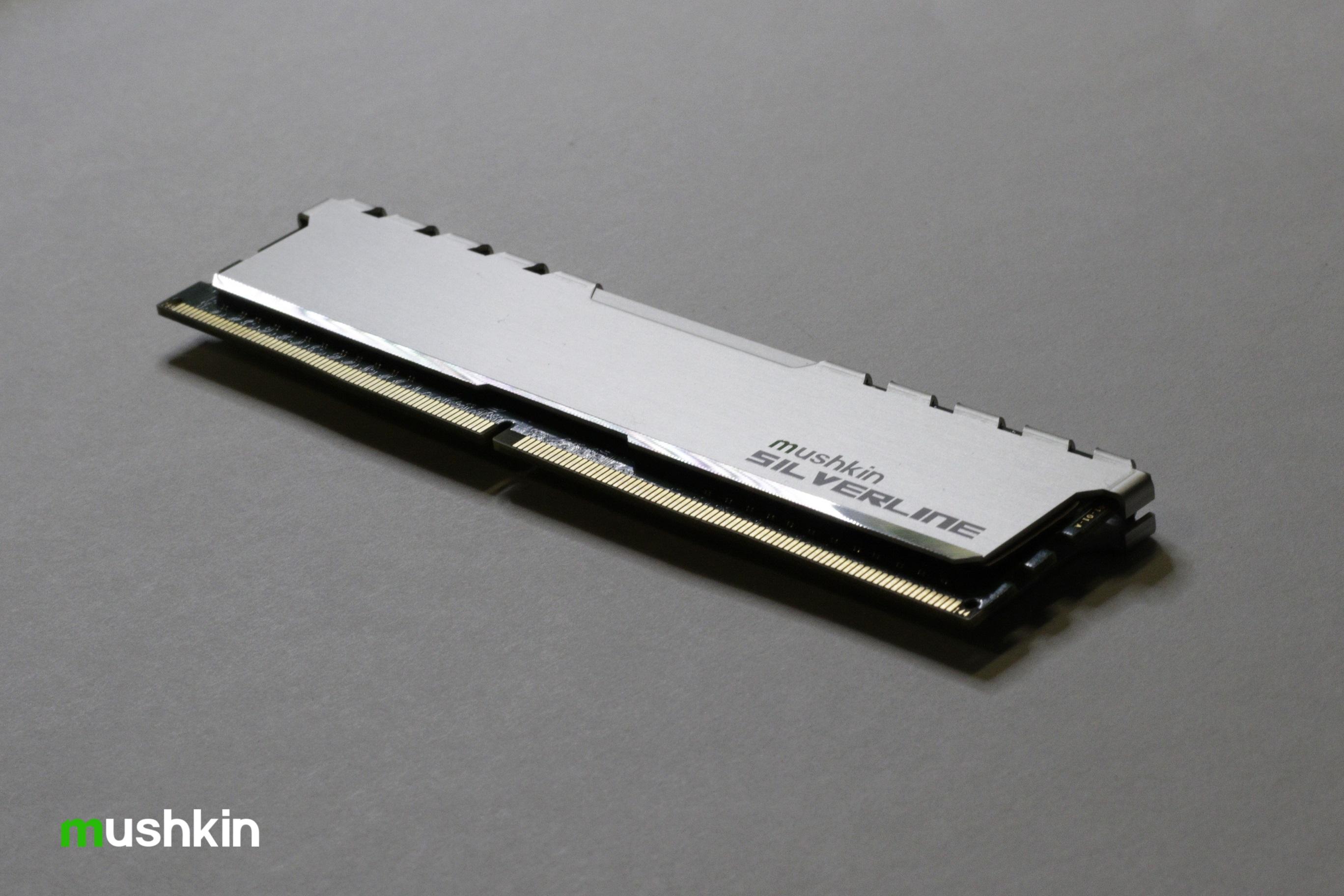 Mushkin Enhanced - Mushkin Unveils New Silverline DDR4